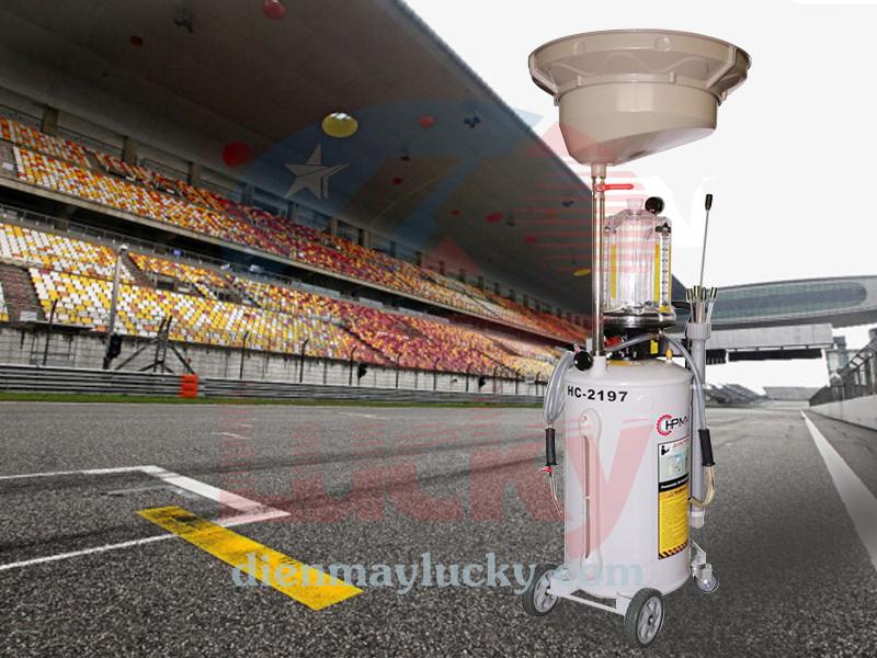Máy hút dầu thải khí nén HC-2197 khuyến mãi