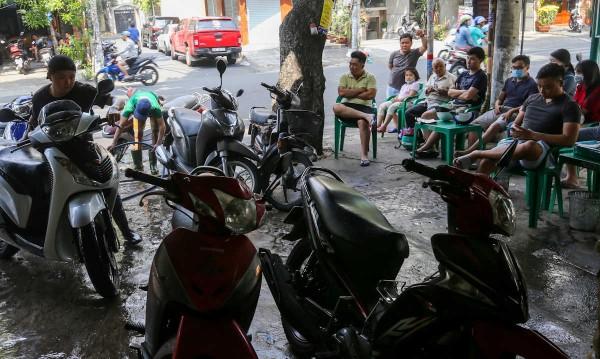 thuê mặt bằng rửa xe tại Hà Nội