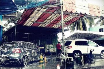 +5 LƯU Ý khi chọn mặt bằng rửa xe ô tô kết hợp nội thất
