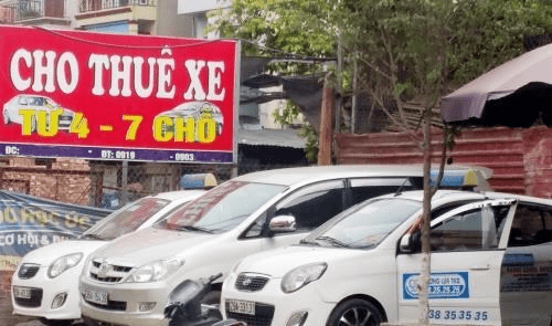 rửa xe ô tô kết hợp rửa nội thất