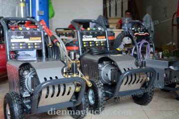 Top 3 địa chỉ bán máy rửa xe cao áp uy tín tại Hà Nội