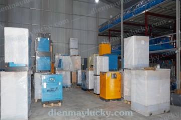 Top 5 dòng máy nén khí trục vít 10HP đáp ứng mọi nhu cầu khí nén
