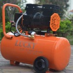 Giá máy nén khí mini – Cập nhật máy nén khí mini không dầu và có dầu